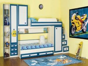 Детская кровать А1