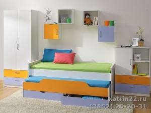 Детская кровать А6