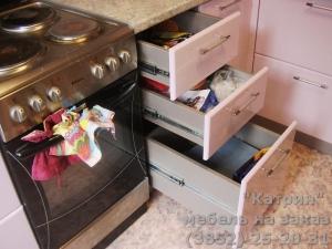 Кухня : ул. Лазурная 52