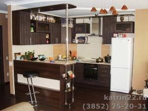Кухня : ул. Павловский тракт 247
