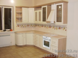 Кухня : ул. Барбарисная (Спутник)
