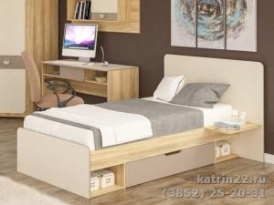Кровать подростковая А 15